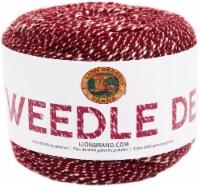 Lion Brand Tweedle Dee Yarn-Rhubarb - 1