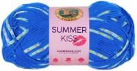 Lion Brand Summer Kiss Yarn-Blueberry - 1