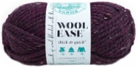 Lion Brand Wool-Ease Thick & Quick Yarn-Raisin - 1