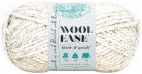 Lion Brand Wool-Ease Thick & Quick Yarn-Wheat - 1