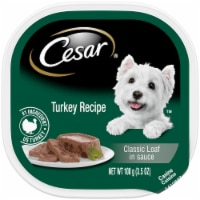 Cesar Classics Turkey Wet Dog Food