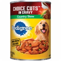 Pedigree Choice Cuts in Gravy Country Stew Wet Dog Food