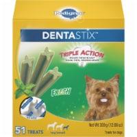 Pedigree Dentastix Toy Dog Fresh Dental Dog Treat (51-Pack) 798339 - 51-Pack