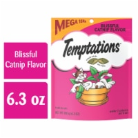 Temptations Blissful Catnip Flavor Cat Treats