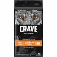 Crave Real Chicken Grain Free Adult Dry Dog Food