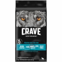 Crave Real Salmon Grain Free Adult Dry Dog Food
