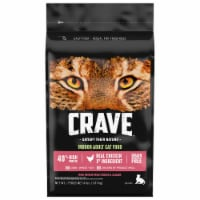 Crave Grain Free with Protein From Chicken & Salmon Indoor Adult Dry Cat Food