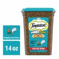 Temptations Jumbo Stuff Tempting Tuna Flavor Cat Treats Value Size