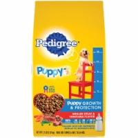 Pedigree Complete Nutrition 3.5 Lb. Grilled Steak & Vegetable Dry Puppy Food - 3.5 Lb.