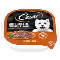Cesar Wood-Grilled Chicken Flavor Wet Dog Food