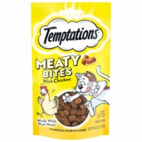 Temptations Chicken Flavor Cat Treats Pouch - 1.5 oz