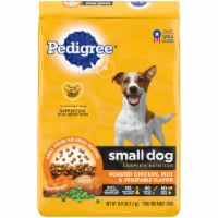 Pedigree Small Dog Complete Nutrition Roasted Chicken Rice & Vegetable Flavor Adult Dry Dog Food