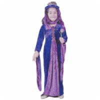 Costumes For All Occasions Fw1473Sm Renaissnc Prncss Vlvt Ch Sm