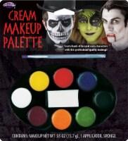 Fun World Festive Halloween Makeup Palette Tray