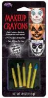 Fun World Festive Color Crayons Makeup