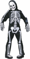 Holiday Times Children's Medium Skelebones Costume - Black/White