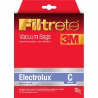 3M Filtrete Electrolux Micro Allergen C Vacuum Bags - 3 pk