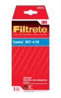 3M  Filtrete  Vacuum Filter  For Eureka DCF-4/18 Allergen 1 pk - Count of: 1