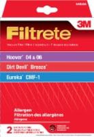3M Filtrete Vacuum Filter - 2 pk
