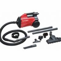 Sanitaire Canister Vacuum,Disposable Bag,135 cfm  SC3683D - 1