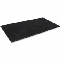 Crown MAFG62BK Mat-A-Dor Entrance/Antifatigue Mat- Rubber- 36 x 72- Black