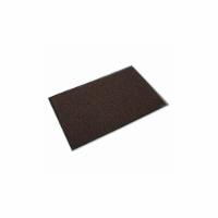 Needle Rib Wipe and Scrape Mat, Polypropylene, 36 x 120, Brown NR0310BR