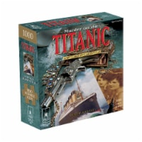 University Games Murder on the Titanic Classic Mystery Jigsaw Puzzle