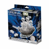 BePuzzled 3D Pirate Ship Crystal Puzzle