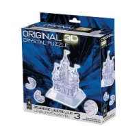 BePuzzled 3D Castle Crystal Puzzle