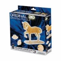 BePuzzled 3D Horse Crystal Puzzle