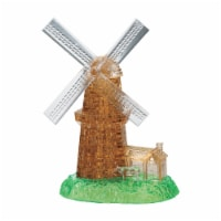 BePuzzled 3D Crystal Windmill Puzzle