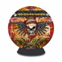 BePuzzled Lifestyle 3D Sphere Skull Tattoo Puzzle