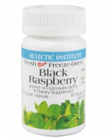 Eclectic Institute Black Raspberry Vegetarian Capsules 300 mg