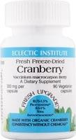Eclectic Institute Cranberry Capsules 300 mg