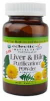 Eclectic Institute Liver & Bile Purification Powder