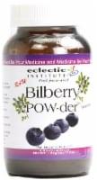 Eclectic Institute Raw Bilberry Powder - 3.2 oz