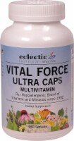 Eclectic Institute Vital Force Ultra Caps Multivitamin Capsules