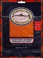 Blue Hill Bay Scottish Style Smoked Salmon