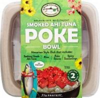 Blue Hill Bay Smoked Ahi Tuna Poke Bowl