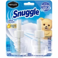 Renuzit Snuggle Linen Escape Oil Refills