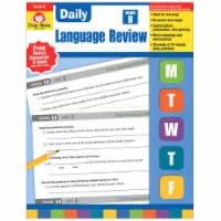 Daily Language Review Teacher's Edition Book, Grade 8 - 1