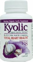 Kyolic  Aged Garlic Extract™ Total Heart Health Formula 108