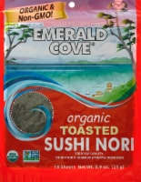 Emerald Cove Organic Pacific Sushi Nori Sheets