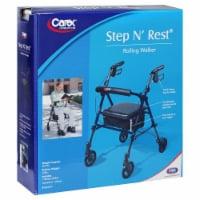 Carex Step 'n Rest Walker