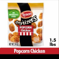 Tyson Any'tizers Popcorn Frozen Chicken
