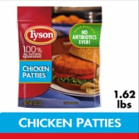 Tyson Fully Cooked Chicken Patties