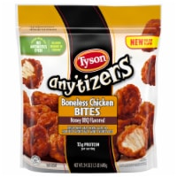 Tyson Any'tizers Honey BBQ Boneless Chicken Bites
