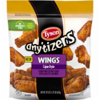 Tyson Anytizers Cajun Style Chicken Wings