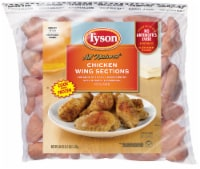 Tyson® All Natural Chicken Wing Sections - 2.5 lb