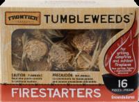 Frontier Tumbleweeds™ Firestarters